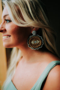 Sloane Beaded Earrings