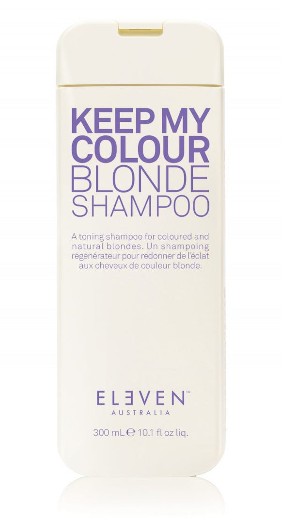 ELEVEN AUSTRALIA KEEP MY COLOUR BLONDE SHAMPOO