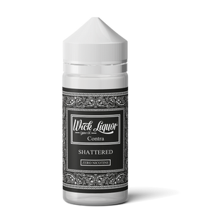 Contra Shattered Juggernaut E Liquid by Wick Liquor 150ml