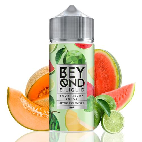 Sour Melon Surge by Beyond E-Liquid 80ml Shortfill