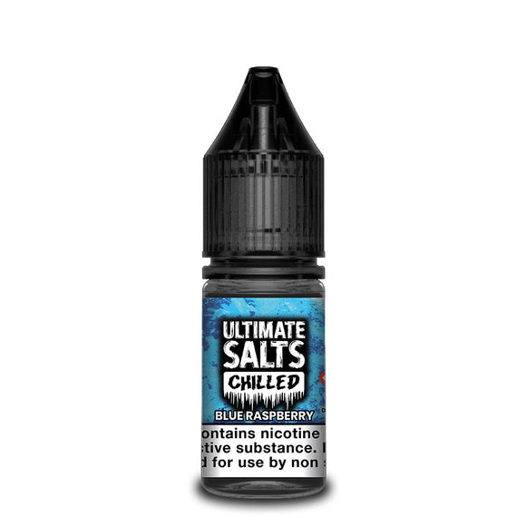 Blue Raspberry by Ultimate Salts Chilled 10ml