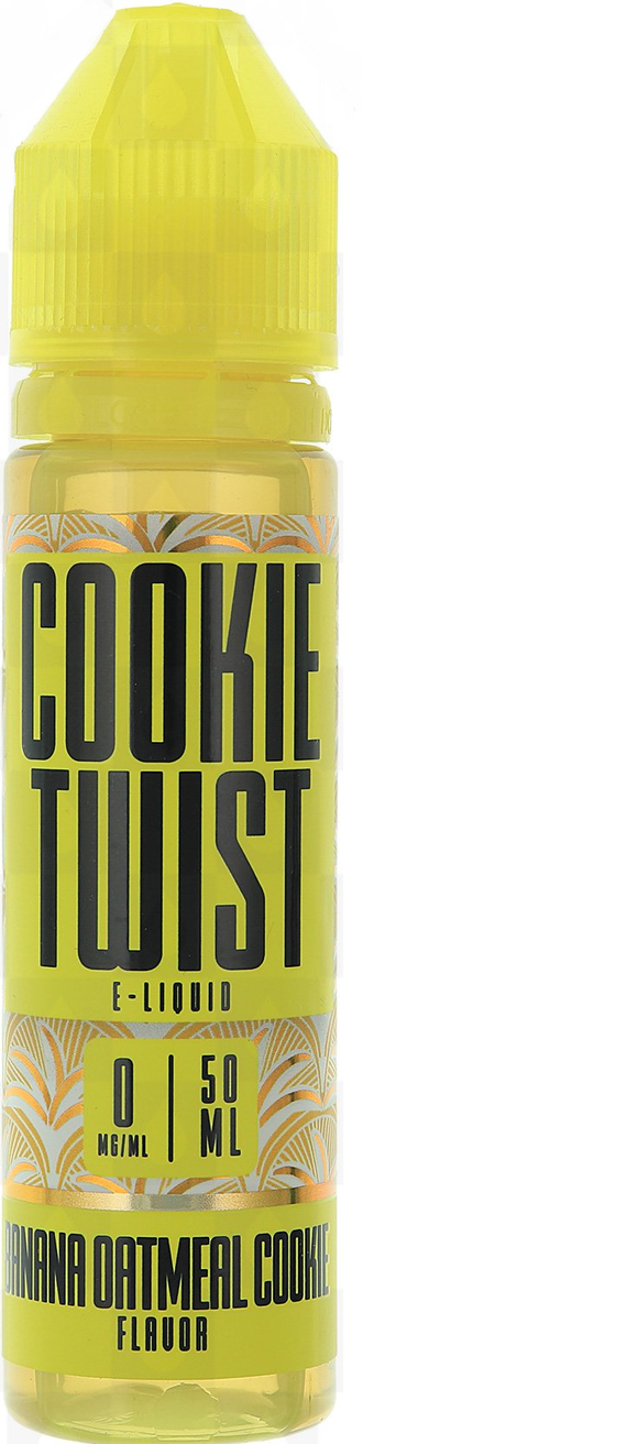 Banana Oatmeal Cookie by Twist E-Liquid