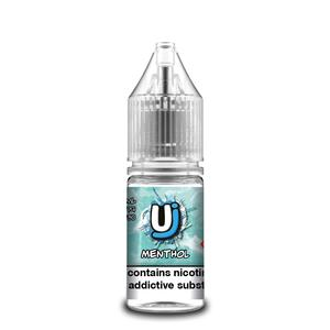 Menthol E-Liquid by Ultimate Juice 10ml