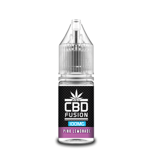 Pink Lemonade 100mg CBD E Liquid by CBD Fusion 10ml