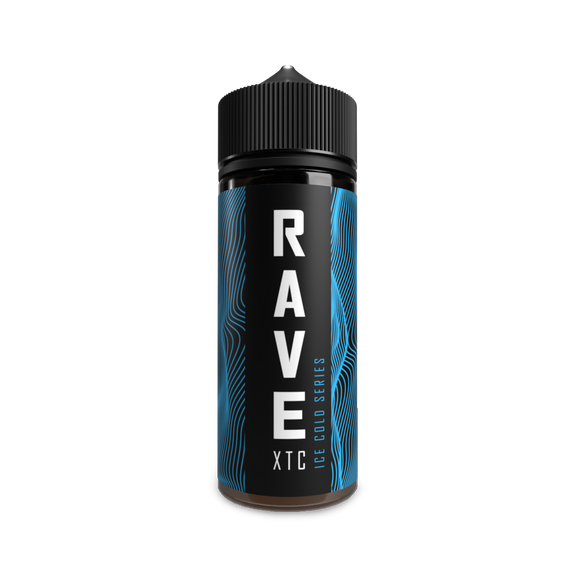 Rave E-Liquid By XTC 100ml Shortfill
