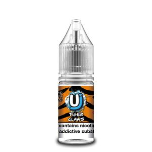 Tiger Claws E Liquid by Ultimate Juice 10ml