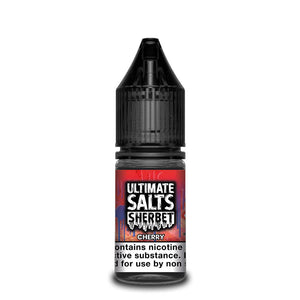 Cherry by Ultimate Salts Sherbet 10ml
