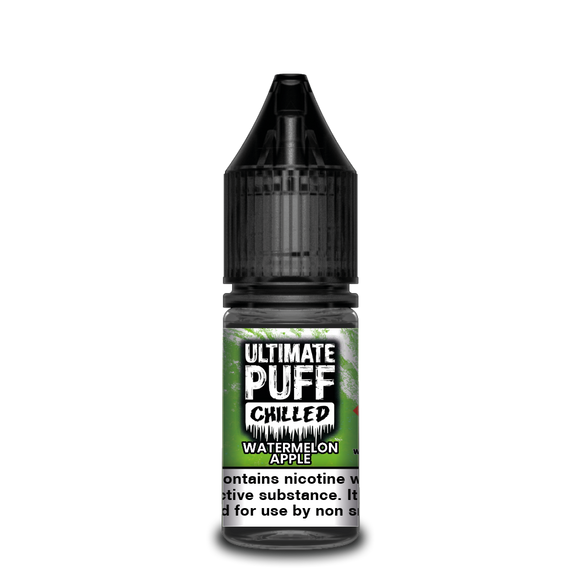 Watermelon Apple 10ml by Ultimate Puff 50/50