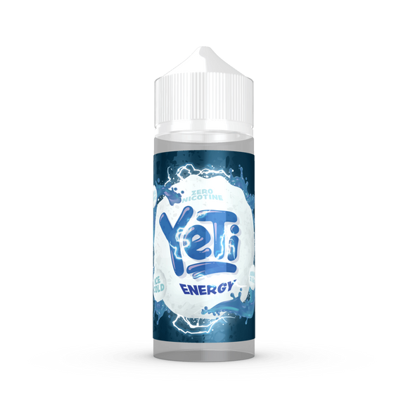 Energy E-Liquid By Yeti 100ml