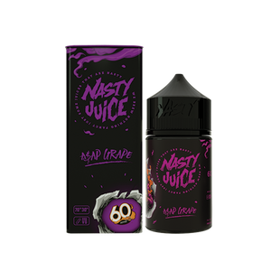 ASAP Grape E-Liquid by Nasty Juice 60ml Shortfill