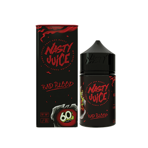 Bad Blood E-Liquid by Nasty Juice 60ml Shortfill