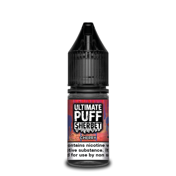 Cherry 10ml by Ultimate Puff 50/50