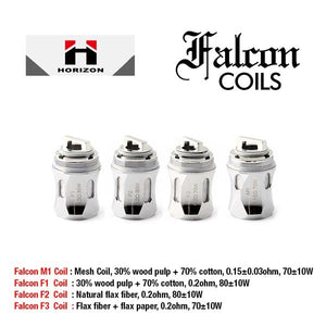 3 Pack Horizon Tech Falcon Coils