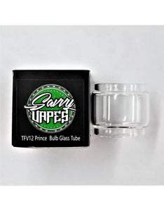Smok TFV12 Prince Bubble Glass Tube 5ml bubble Glass, an alternative to the Original Smok Glasses.