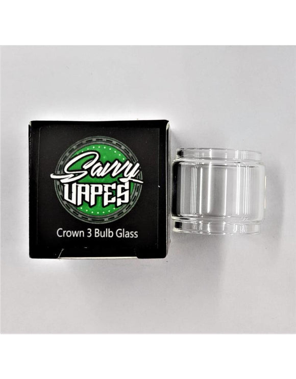 Uwell Crown 3 Clear Bubble Glass