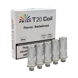 Innokin Prism T-20 Replacement Coils 1.5 ohm (5 pack)