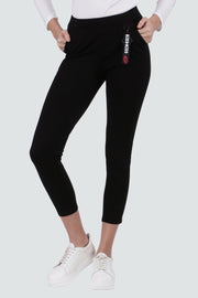 PAMILANO Slim Fit Jeggings - Black - PAMILANO