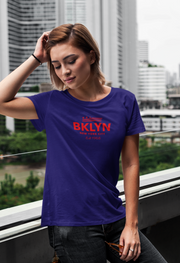 PAMILANO Fashion Tee - BKLYN New York City - W - PAMILANO