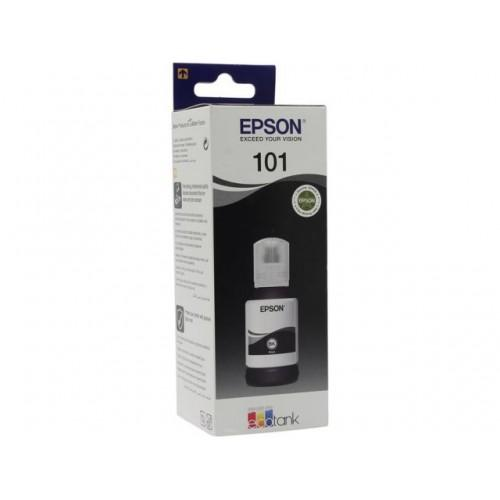 Genuine Epson 101 EcoTank Black Ink Bottle 127ml - Buy online at best prices in Kenya