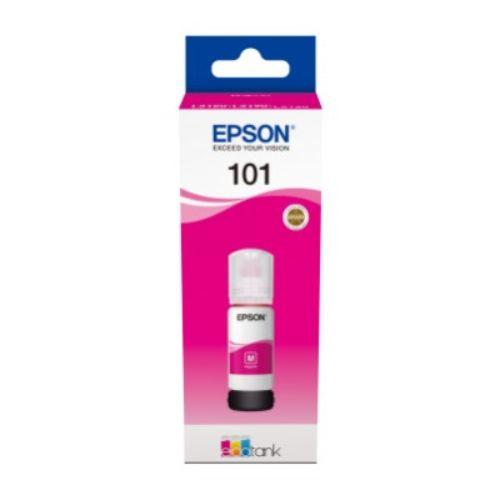 Genuine Epson 101 EcoTank Magenta Ink Bottle 70 ml - Buy online at best prices in Kenya