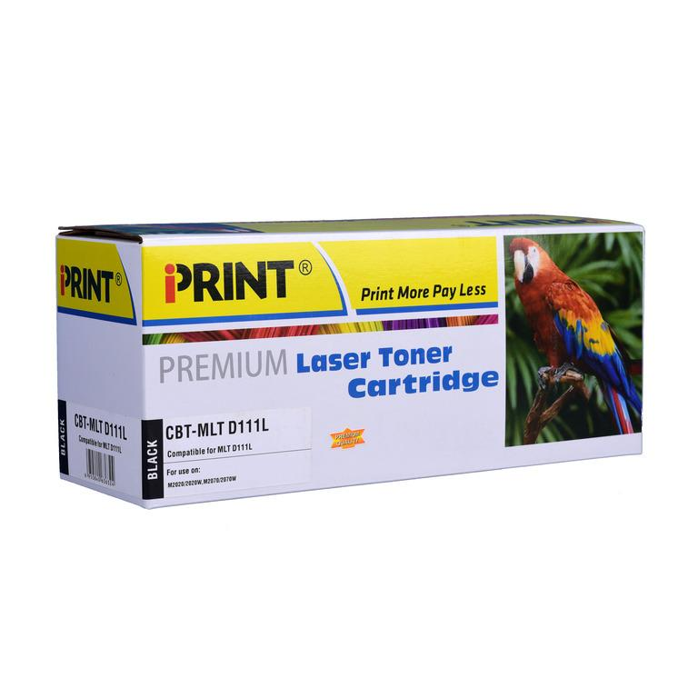 IPRINT MLT-D111L Compatible Black Toner Cartridge MLT- D111L