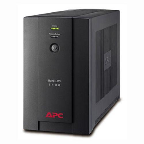 APC Back-UPS 1400VA, 230V, AVR, IEC Sockets - Innovative Computers Limited