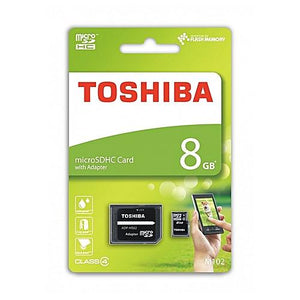 TOSHIBA 8GB MICRO SD - Innovative Computers Limited