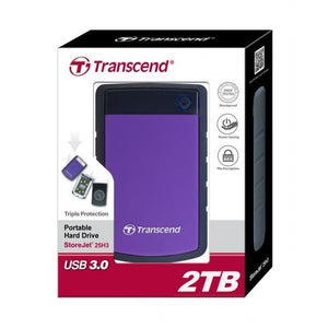 TRANSCEND 2TB EXTERNAL HARDISK - Innovative Computers Limited