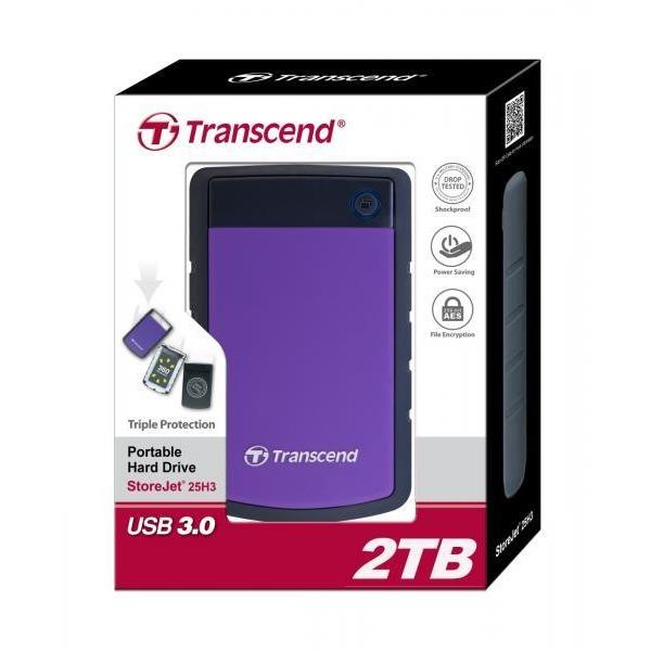 Transcend 2TB External Hard Disk - Innovative Computers Limited
