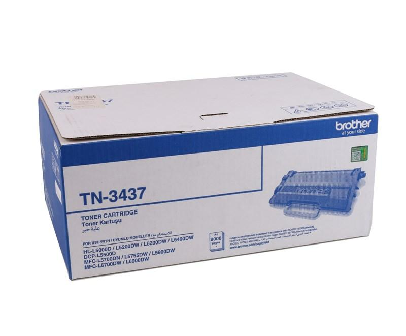 Brother TN-3437 High Capacity Black Toner |TN-3437 - Buy online at best prices in Kenya