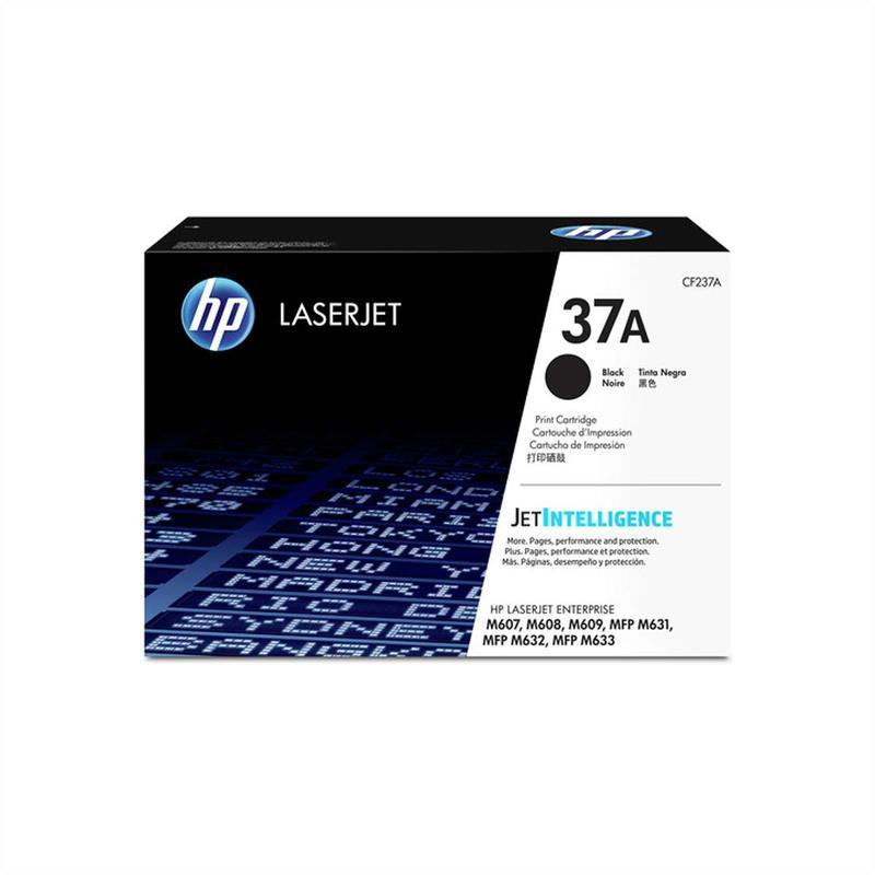 HP 37A Black Toner Cartridge - CF237A - Innovative Computers Limited