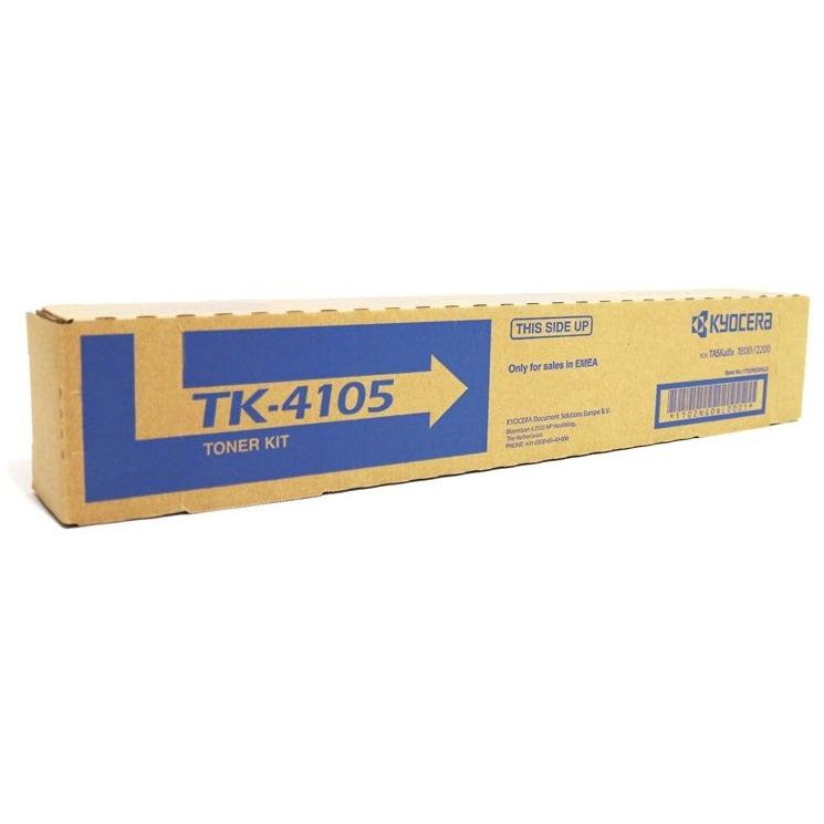 Kyocera TK-4105 Black Toner Cartridge |TK-4105 - Innovative Computers Limited