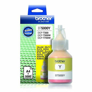 Brother BT-5000Y Yellow Ink 108 ml - Innovative Computers Limited