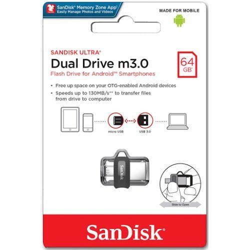SanDisk 64GB USB 3.0 OTG Drive - Innovative Computers Limited