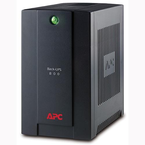 APC Back-UPS 800VA, 230V, AVR, IEC Sockets - Innovative Computers Limited