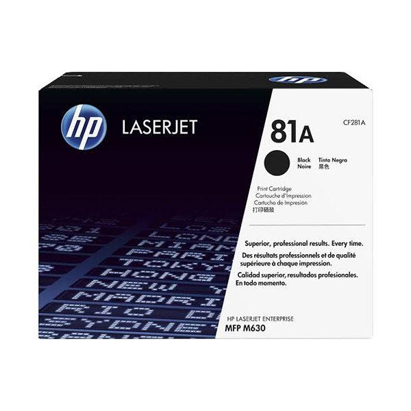 HP 81A Black Toner Cartridge - CF281A - Buy online at best prices in Kenya