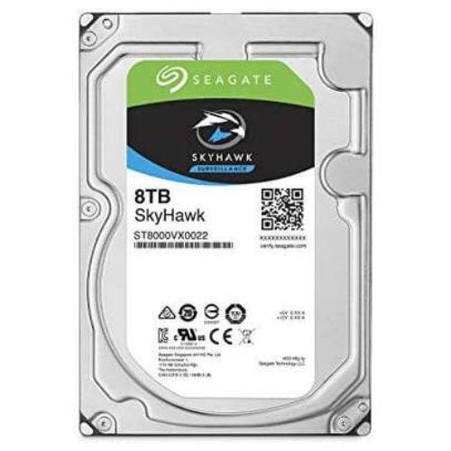 Seagate Surveillance 8 TB Hard Disk - Innovative Computers Limited