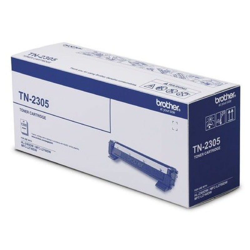 Brother TN-2305 High Capacity Black Toner |TN-2305 - Buy online at best prices in Kenya