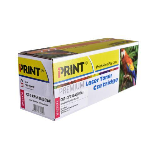 IPRINT CF533A Compatible Magenta Toner Cartridge for HP 205A (CF533A) - Buy online at best prices in Kenya