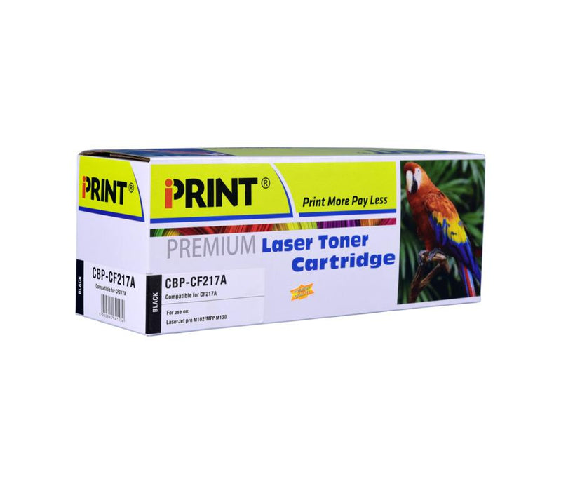 IPRINT CF217A Compatible Black Toner Cartridge for HP 17A - Innovative Computers Limited