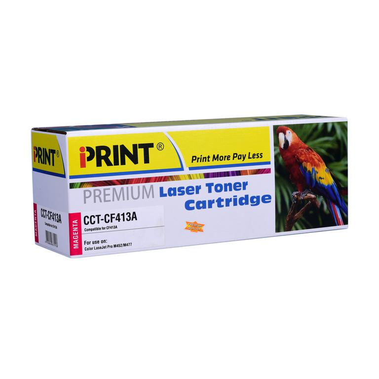 IPRINT CF413A Compatible Magenta Toner Cartridge for HP 410A (CF413A) - Buy online at best prices in Kenya
