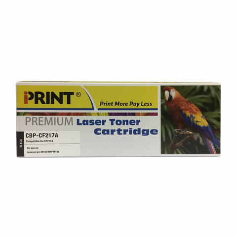 IPRINT CF217A Compatible Black Toner Cartridge for HP CF217A - Innovative Computers Limited