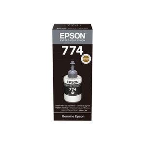 Genuine Epson C13T77414A Black Ink Bottle 140ml - Innovative Computers Limited