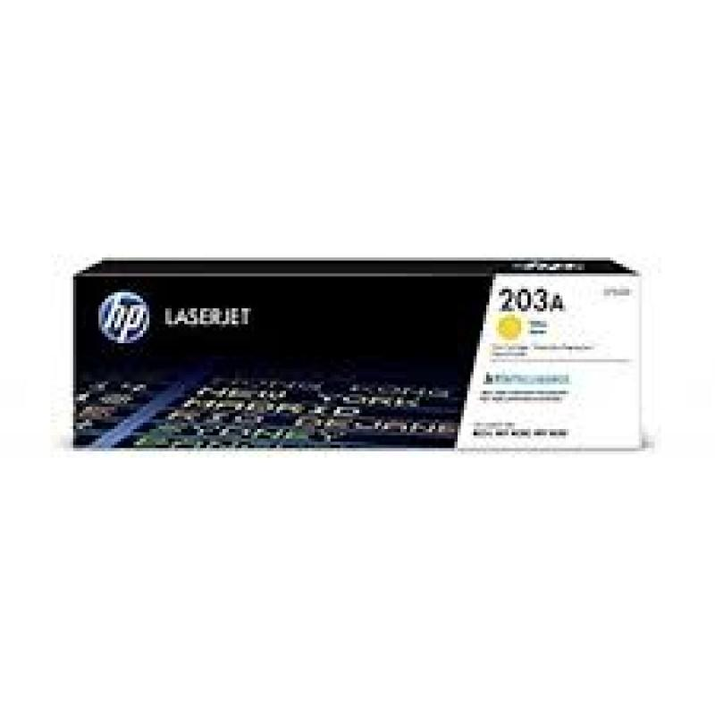 HP 203A Yellow Toner Cartridge-CF542A - Innovative Computers Limited