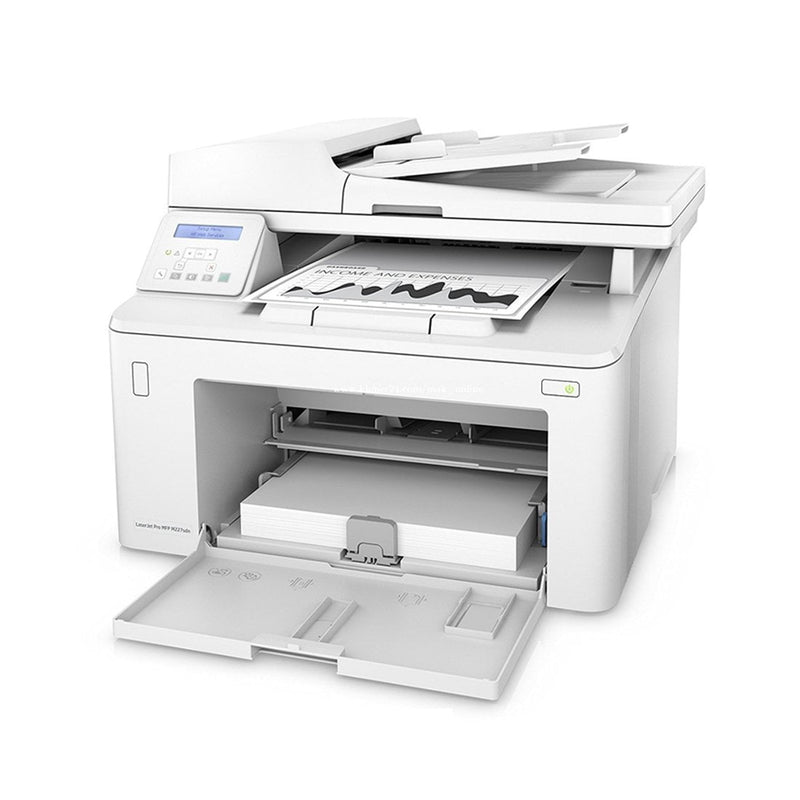 HP LaserJet Pro MFP M227sdn (Printer, upto 28ppm, Copier, Scanner, with Duplex, ADF and Network) - Buy online at best prices in Kenya