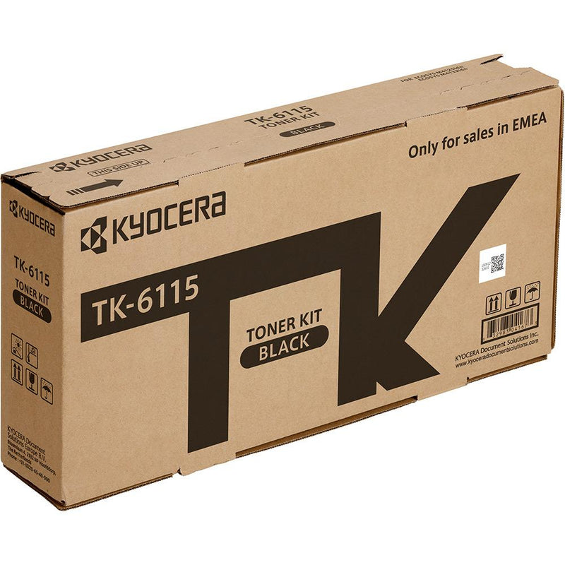 TK-6115 Black Original toner Cartridge - Buy online at best prices in Kenya