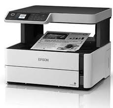 Epson EcoTank Monochrome M2140 All-in-One Ink Tank Printer (Black only, Print, Upto 20 ppm, Scan, Copy, Duplex) - Buy online at best prices in Kenya