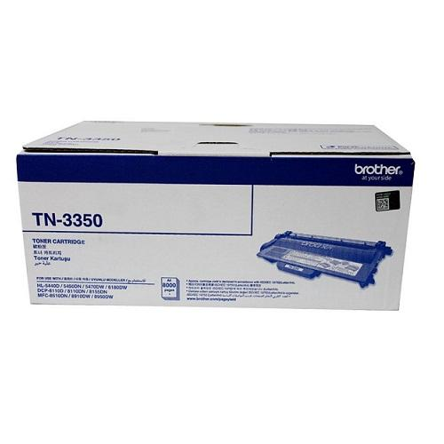 Brother TN-3350 High Capacity Black Toner |TN-3350 - Innovative Computers Limited