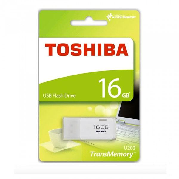 Toshiba 16GB Flash Drive - Innovative Computers Limited