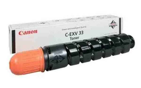 Canon C-EXV 33 - Black -Original - Toner cartridge - Innovative Computers Limited